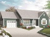 Homes Photos with Plans Small Country House Plans Home Design 3269