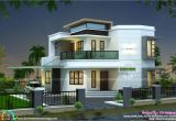 Homes Plans and Design 1838 Sq Ft Cute Modern House Kerala Home Design and
