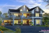 Homes Plans and Design February 2015 Kerala Home Design and Floor Plans