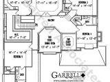 Homes Plans with A View Meadow View House Plan Craftsman House Plans