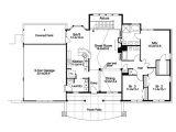 Homes with atriums Floor Plans Greensaver atrium Berm Home Plan 007d 0206 House Plans