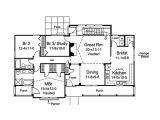 Homes with atriums Floor Plans Royalview atrium Ranch Home Plan 007d 0236 House Plans
