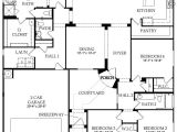 Homes with Floor Plans Pulte Home Plans Smalltowndjs Com