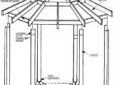 Hot House Plans Free Do It Yourself Gazebo Plans Free Gazebo Blueprints How