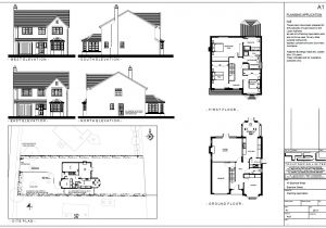 House Plan Application Planning Application Troup Design Limited