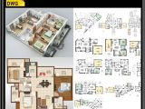 House Plan Collection Free Download 1000 Modern House Autocad Plan Collection Download Cad