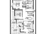 House Plan for 15 Feet by 60 Feet Plot 15 50 Feet House Plan House Floor Plans