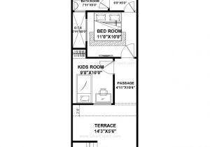 House Plan for 15 Feet by 60 Feet Plot 15 60 House Plan House Floor Plans