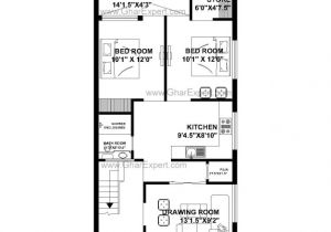 House Plan for 15 Feet by 60 Feet Plot Fascinating House Plan for 33 Feet 40 Feet Plot Plot Size