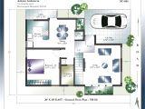 House Plan for 20×40 Site 20 X 60 Duplex House Plans