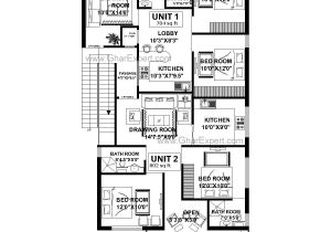 House Plan for 30 Feet by 40 Feet Plot House Plan for 40 Feet by 60 Feet Plot with 7 Bedrooms