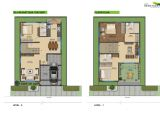 House Plan for 30×40 Site 3 Bedroom 30×40 House Floor Plan Joy Studio Design