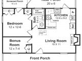 House Plan for 600 Sq Ft In India Cabin Style House Plan 1 Beds 1 Baths 600 Sq Ft Plan 21 108