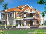 House Plan for Indian Homes Two Story Indian House