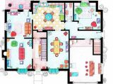 House Plan Guys Family Guy Griffins House Floor Plan House Plans
