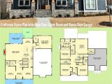 House Planning Games Plan 500007vv Craftsman House Plan with Main Floor Game