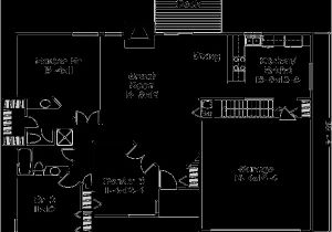 House Plans 1400 to 1500 Square Feet Ranch Style House Plan 2 Beds 2 00 Baths 1400 Sq Ft Plan