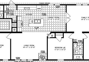 House Plans 1600 to 1700 Square Feet 1600 to 1799 Sq Ft Manufactured Home Floor Plans