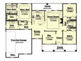 House Plans 1600 to 1700 Square Feet 1700 Sq Ft House Plans Home Planning Ideas 2017 Eplans