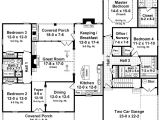 House Plans 2500 Sq Ft One Story 2500 Sqft 2 Story House Plans