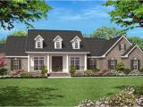 House Plans 2500 Sq Ft One Story Colonial Style House Plan 4 Beds 3 5 Baths 2500 Sq Ft