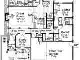 House Plans 3 Car Garage Narrow Lot 42 Best Floor Plans Images On Pinterest Carriage House
