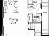 House Plans 3 Car Garage Narrow Lot House Plans for Narrow Lots with Detached Garage