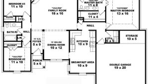 House Plans 4 Bedrooms One Floor 4 Bedroom Modular Floor Plans 4 Bedroom One Story House
