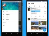 House Plans App android Twitter Revamps android App to Follow Material Design