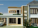 House Plans Built for A View Floor Plan 3d Views and Interiors Of 4 Bedroom Villa