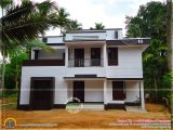 House Plans Built for A View May 2014 Kerala Home Design and Floor Plans
