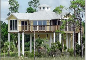 House Plans Built On Pilings Modern House Plans On Pilings