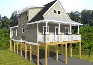 House Plans Built On Pilings Tiny House Plans On Pilings