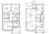 House Plans by Lot Size Bi Level House Plans with Garage 100 Bi Level House
