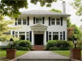 House Plans Colonial Style Homes Colonial House Plans with Porches House Plans Colonial
