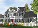 House Plans Colonial Style Homes Colonial Style Homes Colonial Two Story Home Plans for
