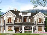 House Plans Colonial Style Homes Colonial Style House In Kerala Kerala Home Design and