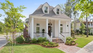 House Plans Covington La This Quaint Cottage Sits In the Terra Bella Village In