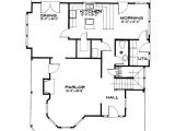 House Plans for 2400 Sq Ft Victorian Style House Plan 3 Beds 2 5 Baths 2400 Sq Ft