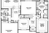 House Plans for 3 Bedroom 2.5 Bath New 3 Bedroom 2 5 Bath House Plans New Home Plans Design