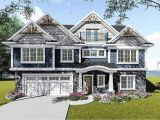 House Plans for A View Lot Craftsman House Plan for A View Lot 890067ah