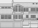 House Plans for A View Lot Sloping Lot House Plans Daylight Basement House Plans Luxury
