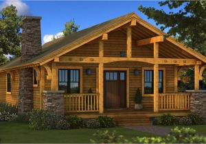 House Plans for Cabins and Small Houses Small Log Home Plans Smalltowndjs Com