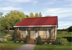 House Plans for Cabins and Small Houses Small Modern Cottages Small Cottage Cabin House Plans