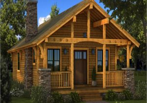 House Plans for Cabins and Small Houses Small Rustic Log Cabins Small Log Cabin Homes Plans One
