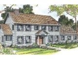 House Plans for Colonial Homes Colonial House Plans Kearney 30 062 associated Designs