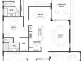 House Plans for Family Of 4 25 Best Ideas About 4 Bedroom House Plans On Pinterest