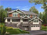 House Plans for Hillsides Hillside House Plans Ayanahouse