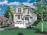 House Plans for Hillsides Hillside View Home Plans Floor Plans