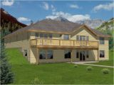 House Plans for Hillsides Plan 012h 0049 Find Unique House Plans Home Plans and